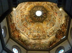 8jul2010 ドームの天井画