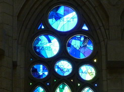 15jul2010 聖堂のステンドグラス