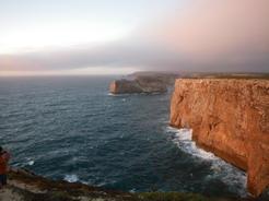 20jul2010 夕暮れのヴィセンテ岬1