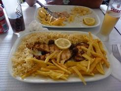 22jul2010 久々の外食