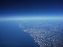 25jul2010 大西洋に出る ポルトガルの大西洋岸