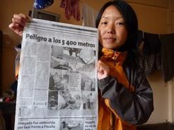 11aug2010 滑落の次の日の新聞