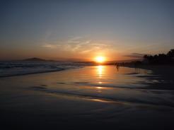 19aug2010 イサベラ初日の夕日