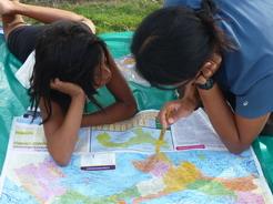 14feb2011 地図で現在地を教わる