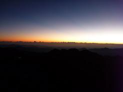 5mar2011 5時25分に登頂