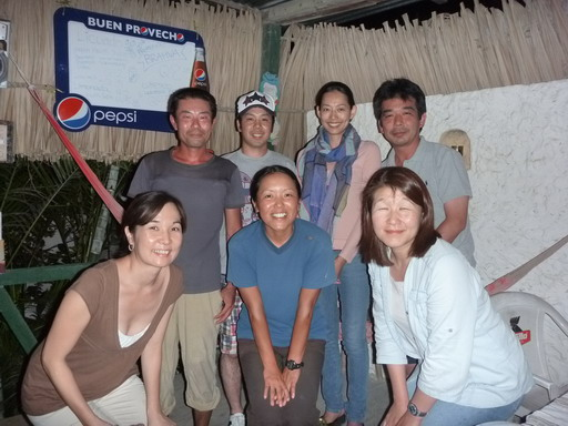 25mar2011 原沙知絵さんと@すいか
