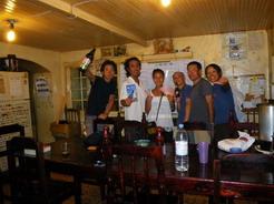 17may2011 サイトー君、ナベさん、モモちゃん、ホンダさんと