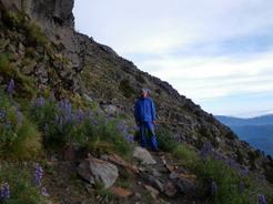 7jun2011 山には花が咲き乱れていた