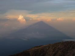 7jun2011 雲海に映る影