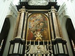 23jun2011 ネロが昇天したのはおそらくこの祭壇の前