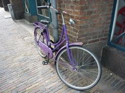 5jul2011 オランダの最も一般的な自転車