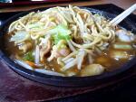 カレー炒麺
