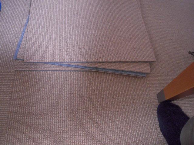 パネルカーペット 003