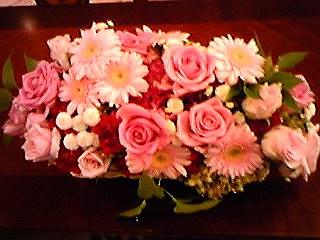 090809受付の花