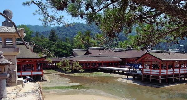 世界遺産 厳島神社