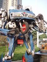 がらくたロボット