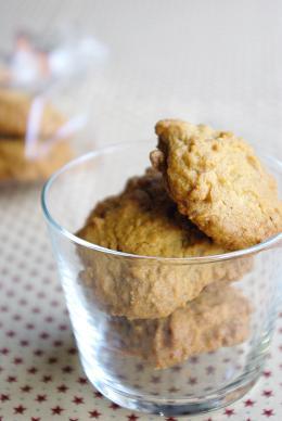 ピーナツバタークッキー