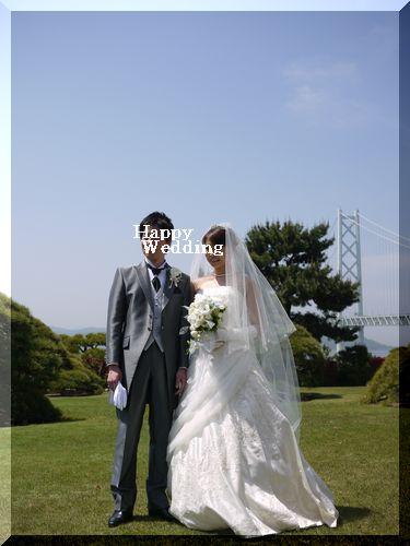 明石海峡と嫁婿