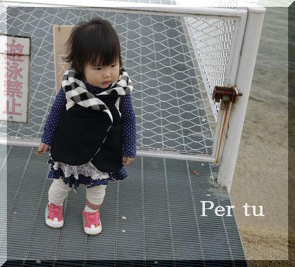 琵琶湖でベスト着画