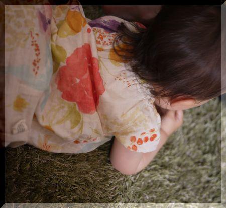 naniiroコハさん寝着画