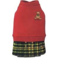 ポンポタータントレーナースカート