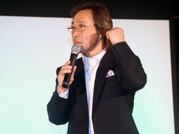 武田鉄矢さん