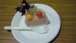 ケーキ保存