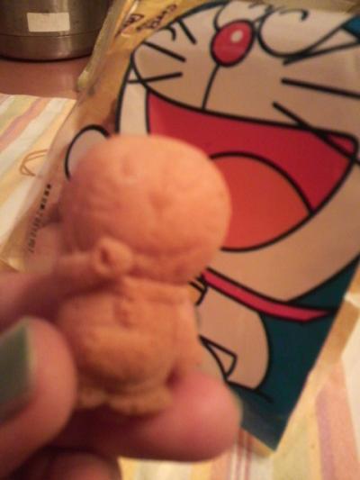 ドラエモン人形焼2