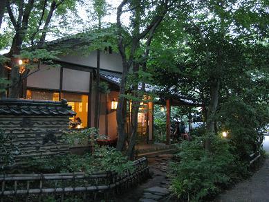 甘味茶屋①