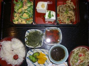 最後の沖縄料理