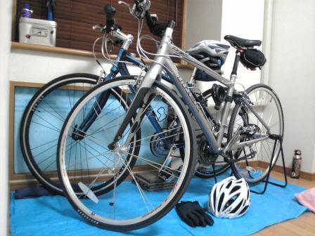 パパクロスバイク1
