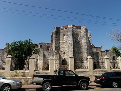 アメリカ最古の教会