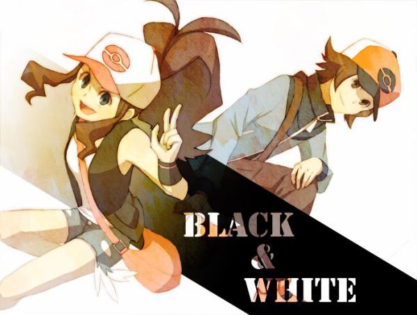 ブラック&ホワイト11