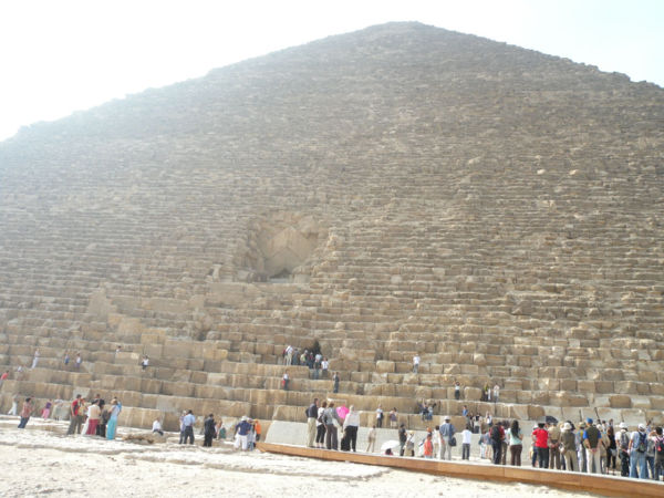 ピラミッド全体