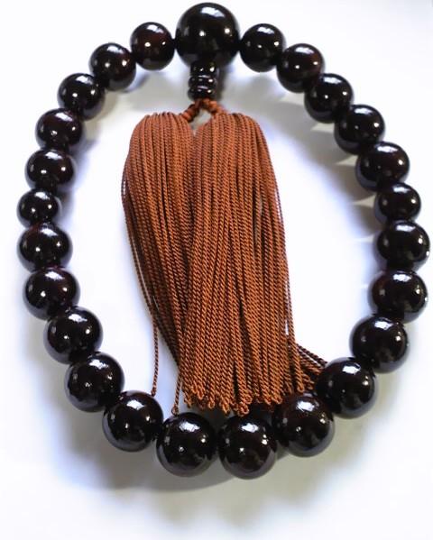 京都土産の数珠