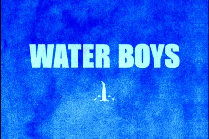 WATER BOYSタイトル
