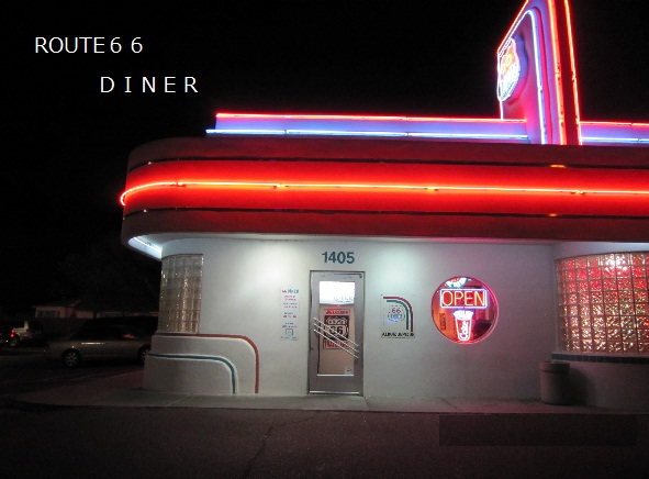 ROUTE66Diner