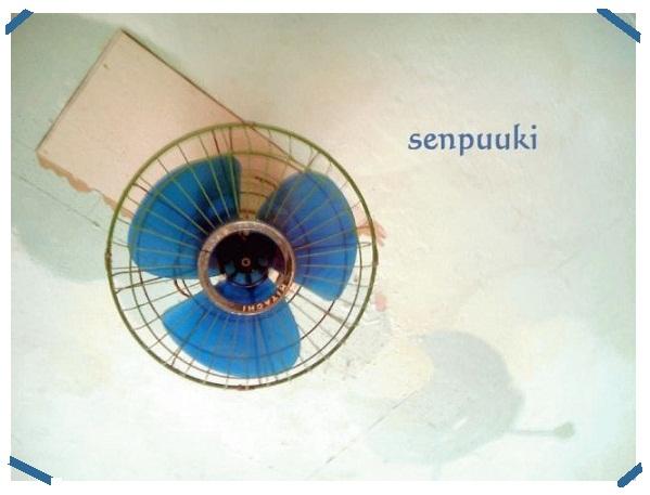 扇風機 志賀島