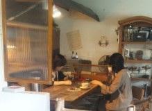 友達と小屋cafe