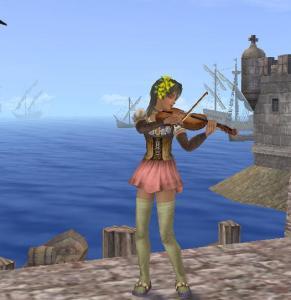 【大航海時代Online】リスボンで「ペチコ」歌ってみた【メルト替え歌】