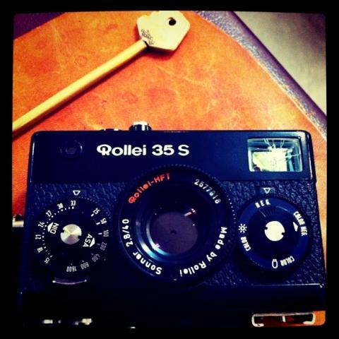 Rollei 35S