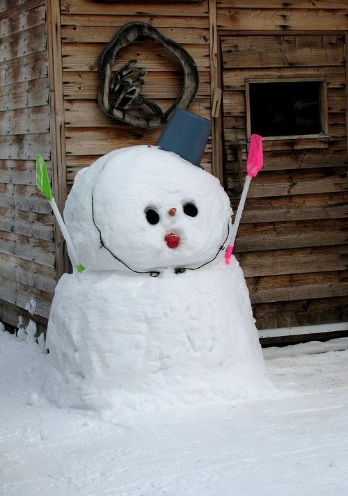 10雪だるま01