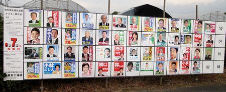 市議会選挙!