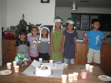 2010年クリスマス会