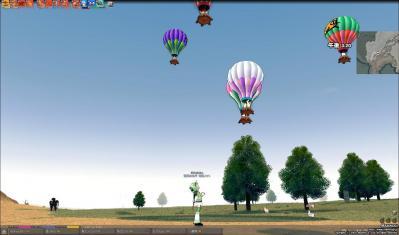気球イベント