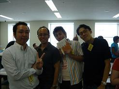高橋さん&美崎さん&鹿田さん