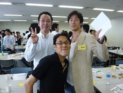 坂田さん&鹿田さん