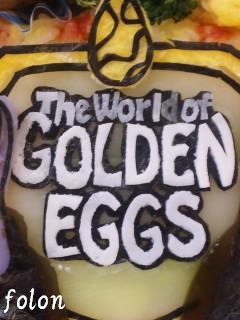 The World of GOLDEN EGGS弁当.06