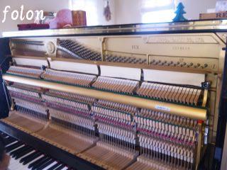 ピアノの内部2