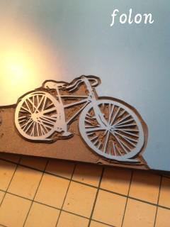 自転車はんこ.02